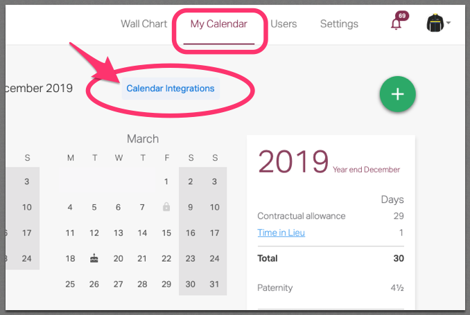 Timetastic iCal feed into Office 365 – Timetastic - Help